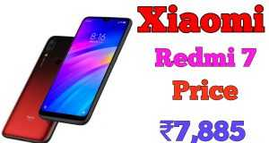 Xiaomi Redmi 7 - Price in India Full Specifications & Features