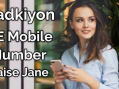 Ladkiyon Ke Whatsapp Number