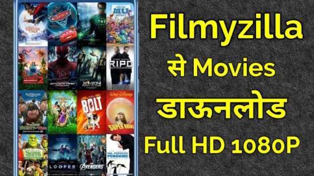 Filmyzilla 2020 - Bollywood, Hindi Dubbed Movies Download