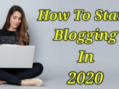 2020 में Blogging कैसे Start करे ?