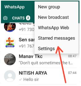 WhatsApp last seen kya hai