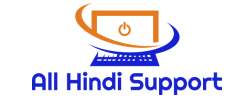 All Hindi Support