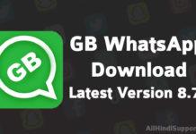 GB WhatsApp Download कैसे करे